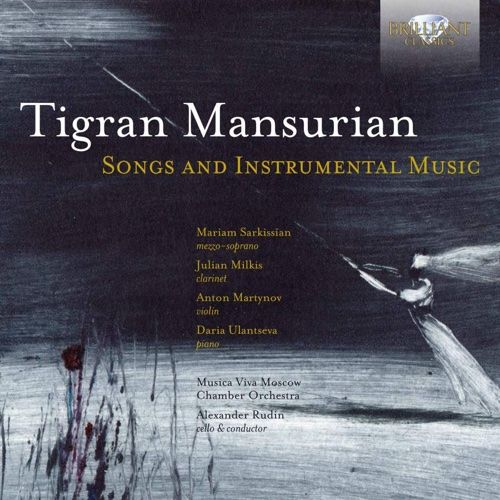 Main: Tigran Mansurian - Songs and Instrumental Music