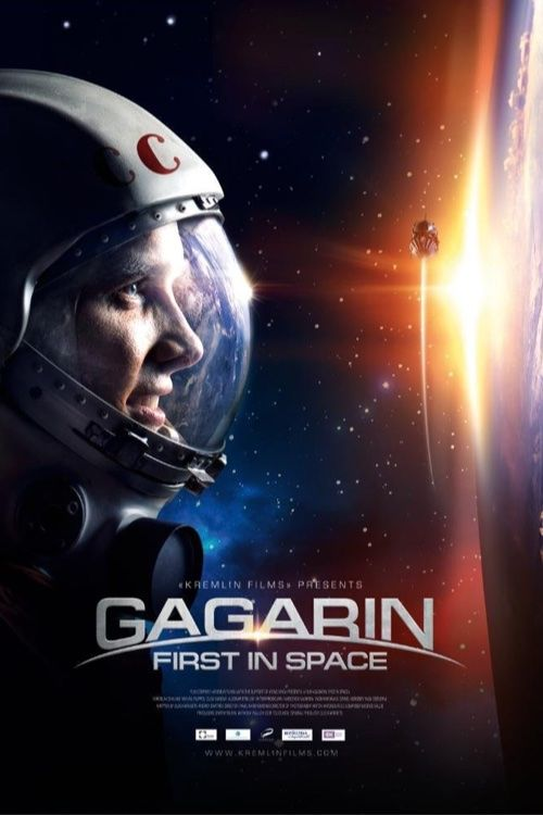 Gagarin. First In Space